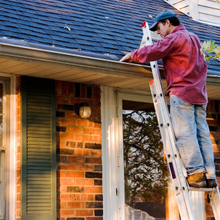 Gutter repairs and installation